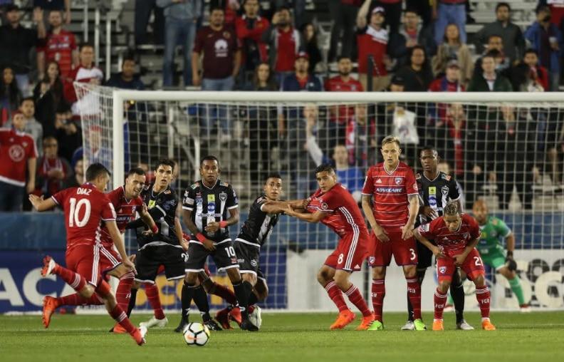 FC Dallas quedó eliminado de la Liga de Campeones de Concacaf. Foto de Omar Vega para Al Día