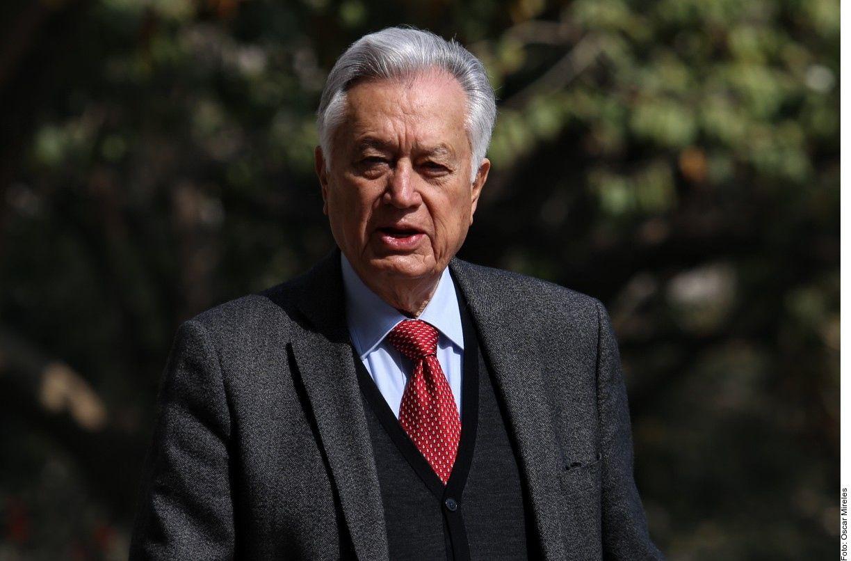 Manuel Bartlett, director de la Comisión Federal de Electricidad