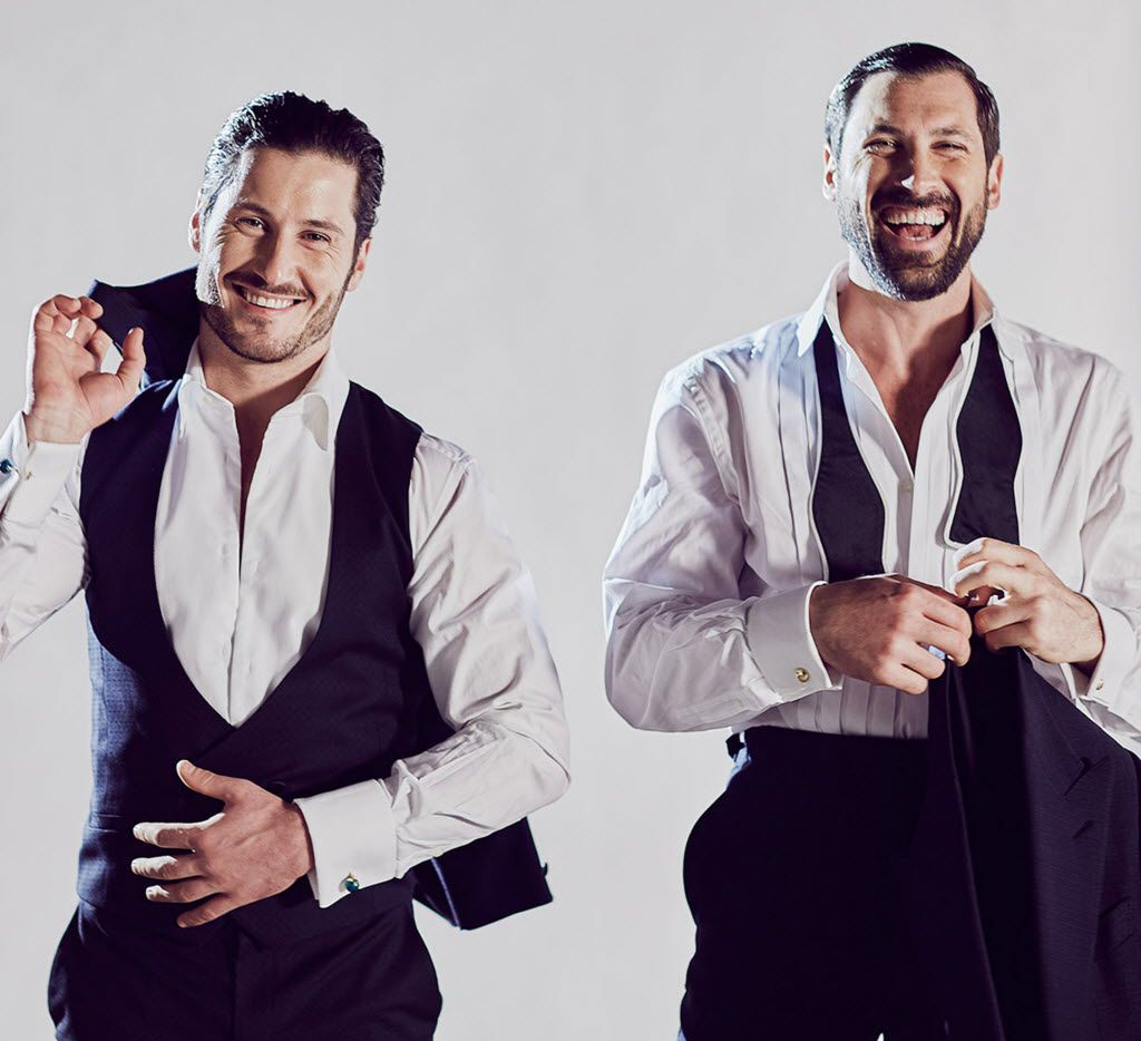 """Brothers Maksim and Valentin Chmerkovskiy, better known as Maks and Val, are professional dancers on TV's """"Dancing With the Stars."""" The brothers are offering a free, virtual dance class for Medical City Healthcare workers to lift spirits during the coronavirus pandemic."""