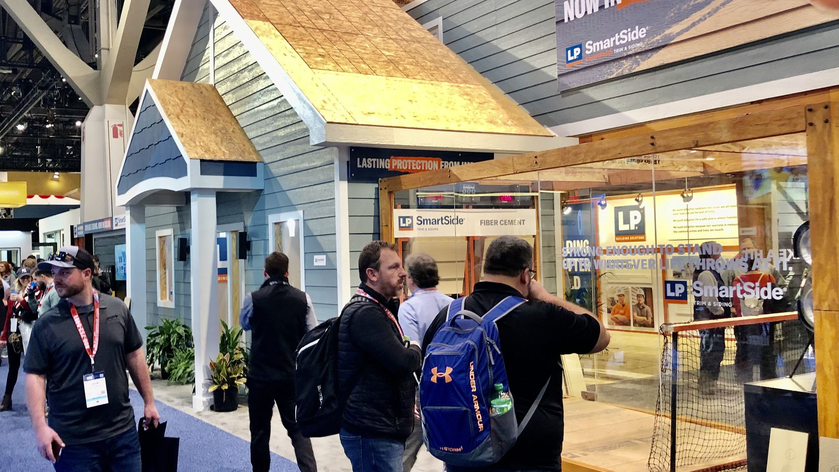 Almost 70,000 homebuilders and suppliers are meeting in Las Vegas this week to plan for 2020.