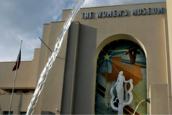 The founders of the Women's Museum raised $30 million and transformed a deteriorating building into a state-of-the-art exhibition space. It opened in 2000.