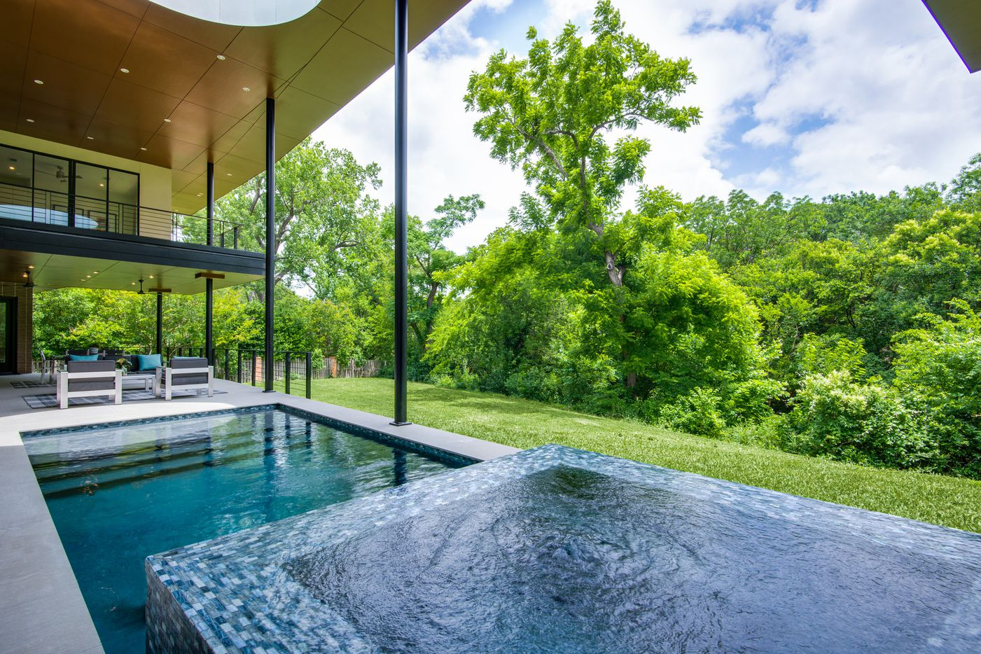 A look at the property at 11468 Strait Lane in Dallas.
