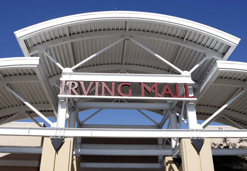 Irving Mall was built in 1972. The 1.05 million-square-foot mall is one of 14 owned by Washington Prime, which filed for bankruptcy late Sunday in Houston.