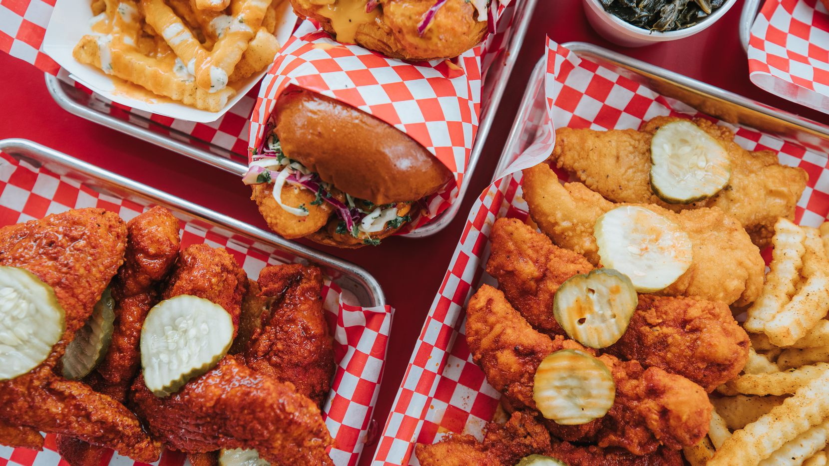 Lucky's Hot Chicken to open in Highland Park in late 2020.