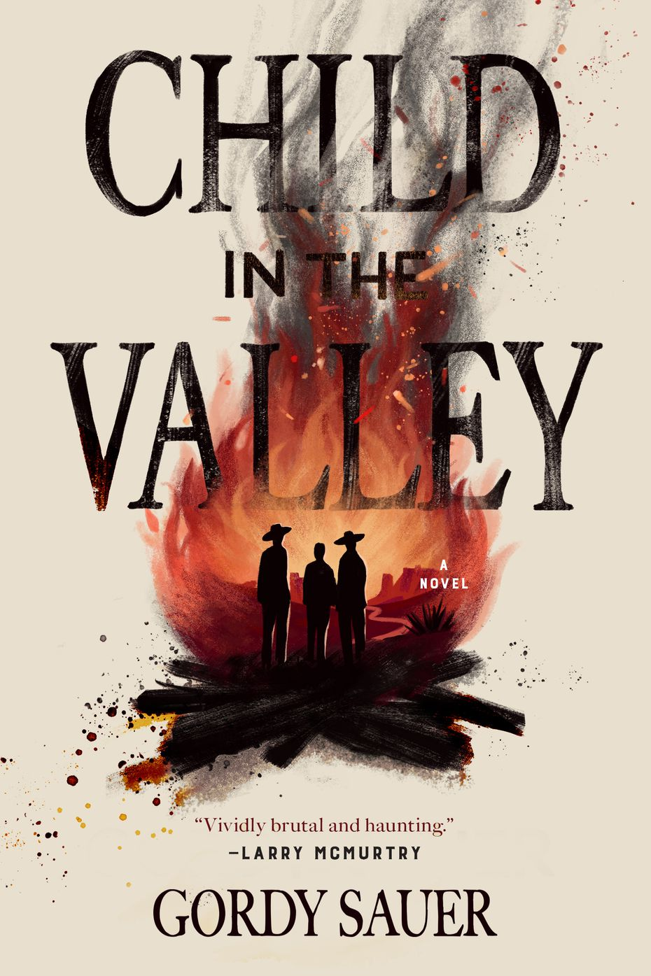 Gordy Sauer's debut novel, 'Child in the Valley,' possesses a charged emotional power.