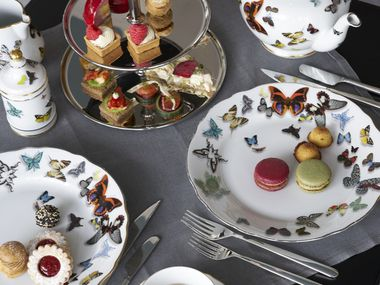 Neiman Marcus is launching afternoon high tea in the Zodiac Room at its downtown Dallas store on March 14, 2020. The service runs from 3 p.m. to 5 p.m. on Saturdays.