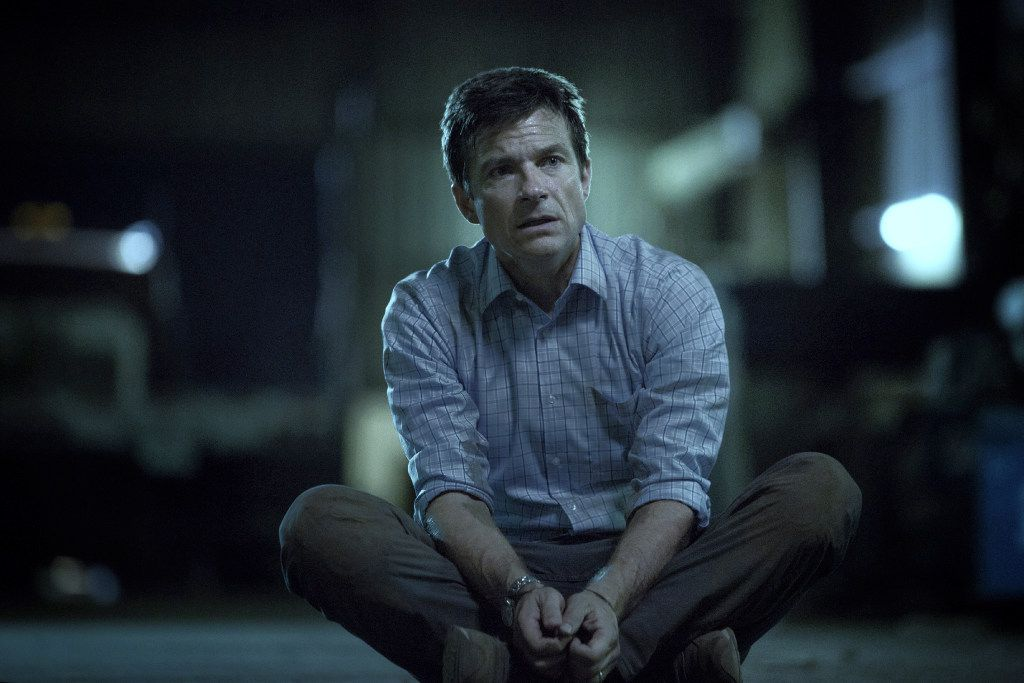 "Jason Bateman en la serie de Netflix, ""Ozark""."
