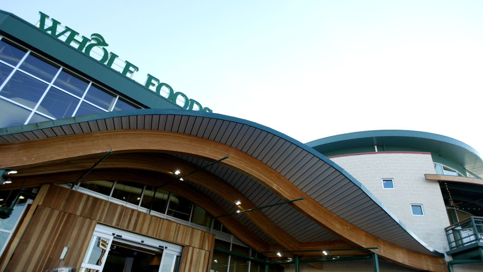 Preston Forest Shopping Center is anchored by Whole Foods Market.