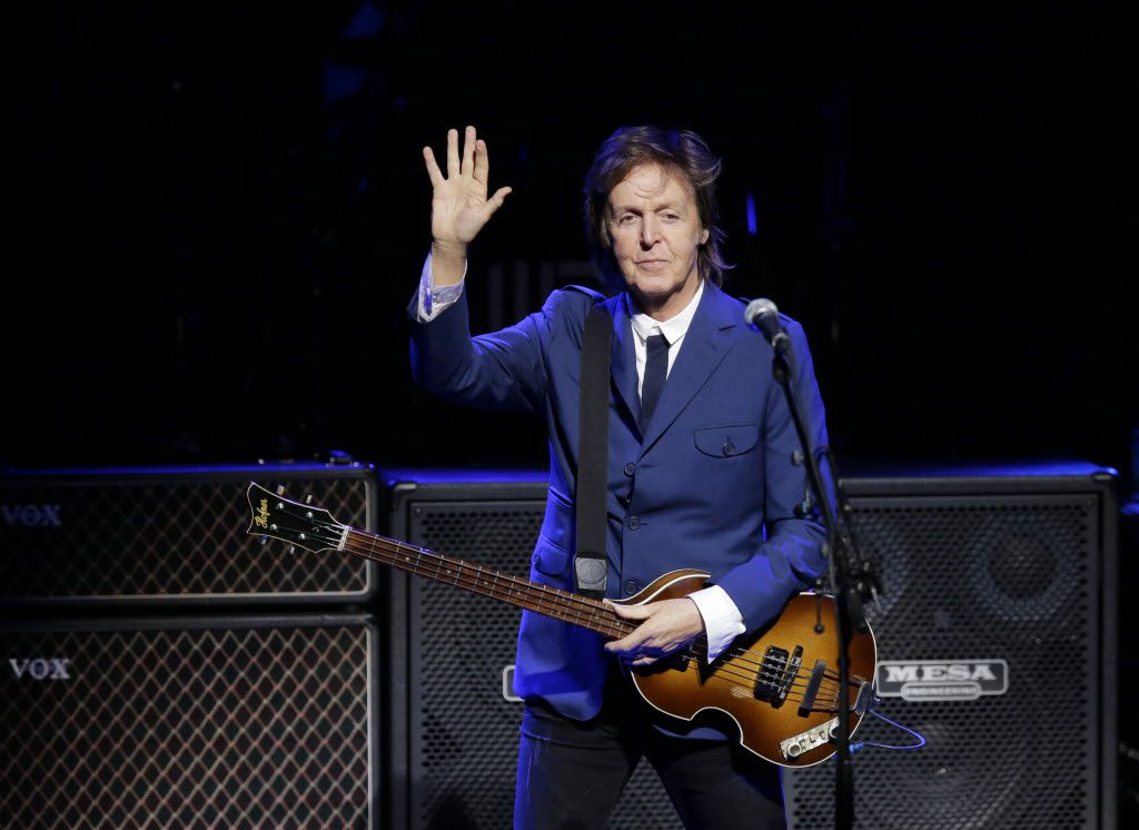 Paul McCartney is urging Texas A&M to close a facility that uses golden retrievers for muscular dystrophy medical testing.