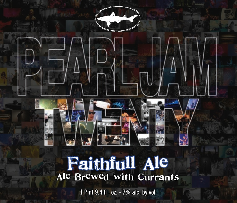 """""""To me, 'Ten' is the perfect example of a record-lover's-record. The whole thing rocks,"""" says Dogfish Head President & Founder Sam Calagione."""