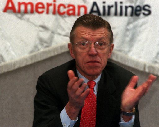 Robert Crandall worked at American Airlines for 25 years and was the architect of AAdvantage, one of the industry's first frequent flier programs.