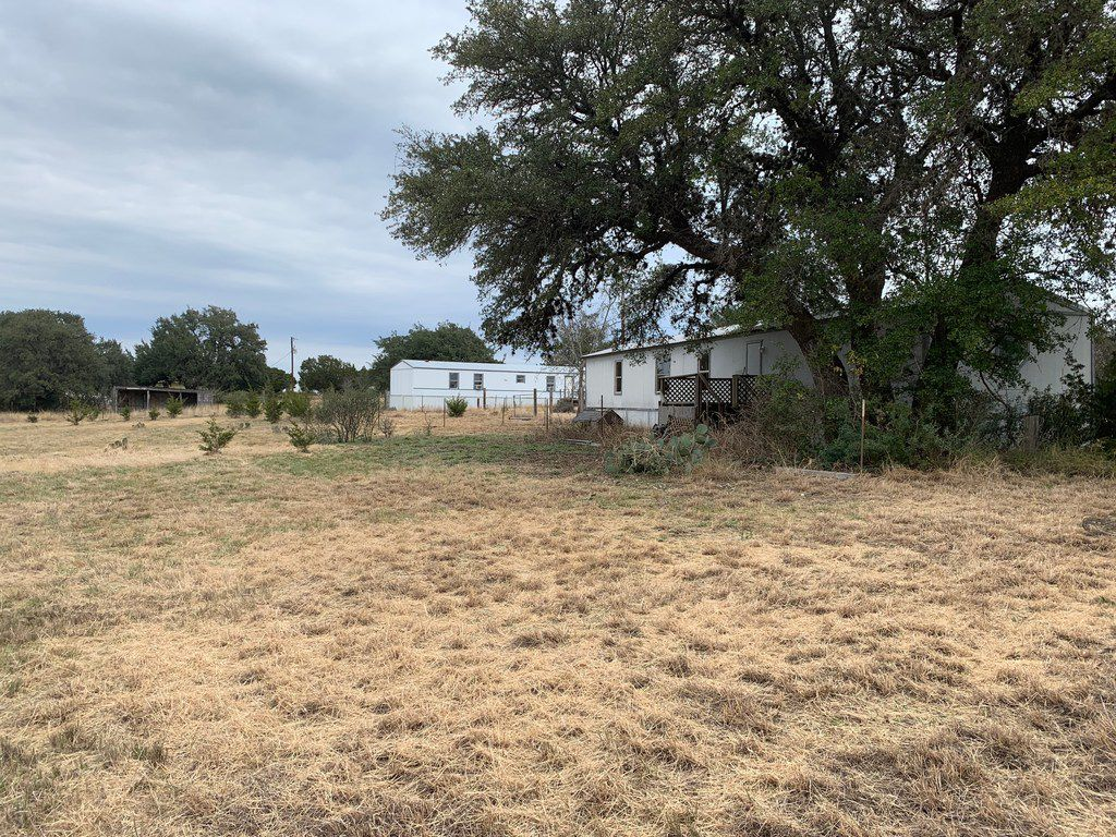 Scott Burns and his wife just bought some land in the Texas Hill Country and decided to renovate the mobile homes that came with it.