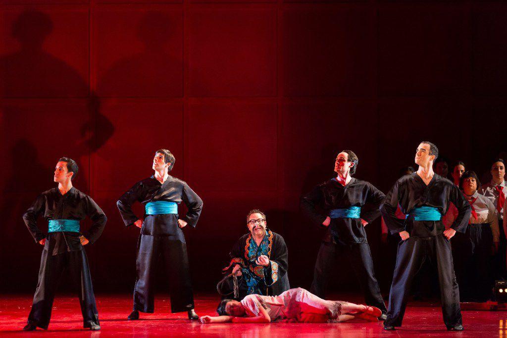 The Houston Grand Opera's Nixon in China.
