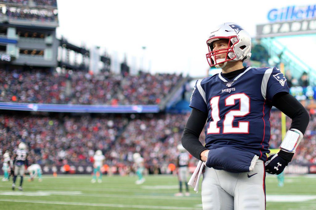 Tom Brady y los New England Patriots reciben a los Titans en partido de wildcard de playoffs de la NFL.
