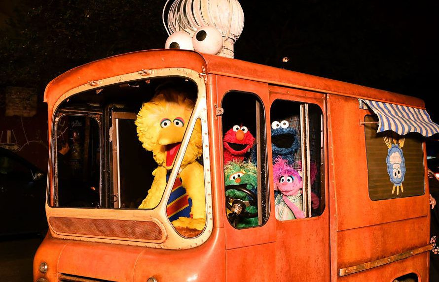 El Road Trip de Sesame Street llega el 6 de julio a Dallas. (Slaven Vlasic/Getty Images for HBO)