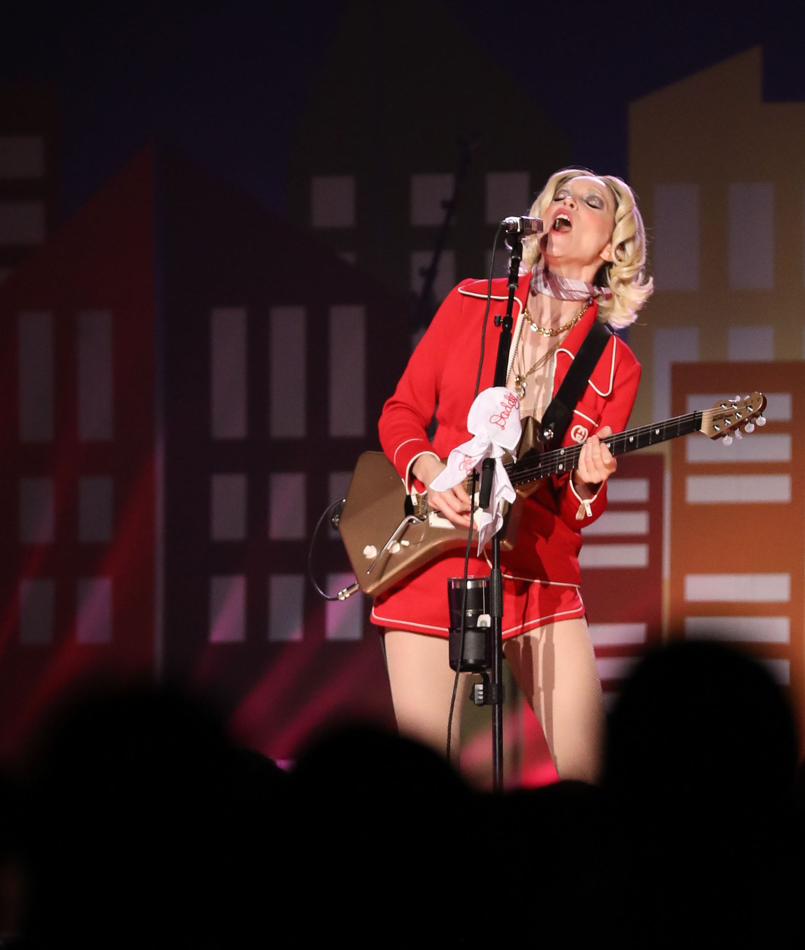 The Pavilion at Toyota Music Factory is one of almost a dozen area venues St. Vincent has played. Others include smalls clubs like Hailey's in Denton and fancy joints like the Winspear Opera House, where she teamed up with the Dallas Symphony Orchestra.