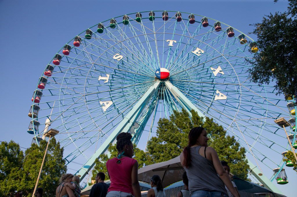 It's almost time for the State Fair of Texas. The fair will be Sept. 29 to Oct. 22.