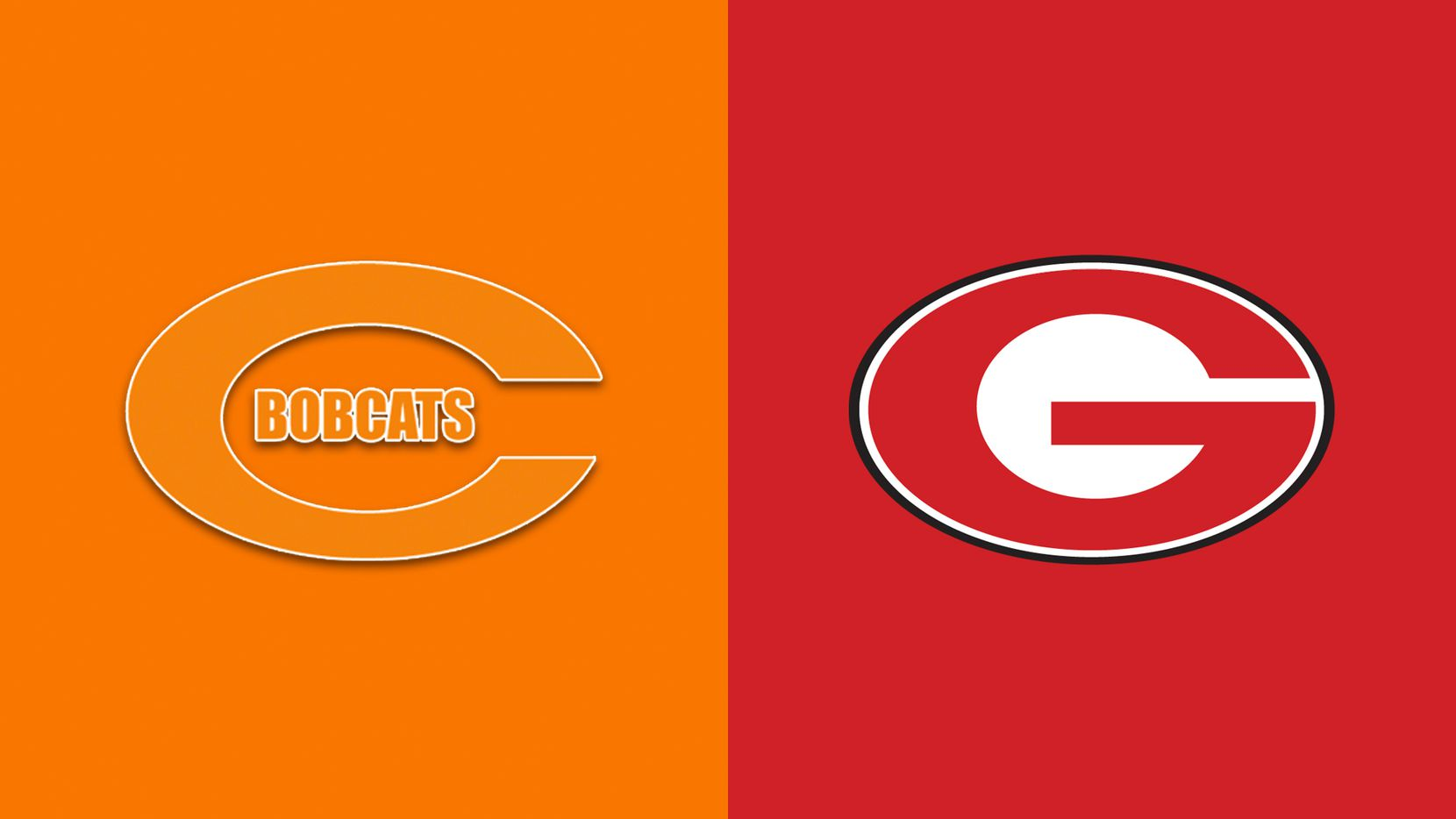 Celina and Gainesville logos combo.