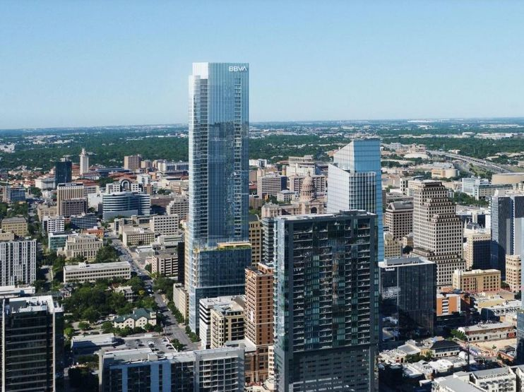 Ryan Cos.' planned Austin tower would be 60 floors.