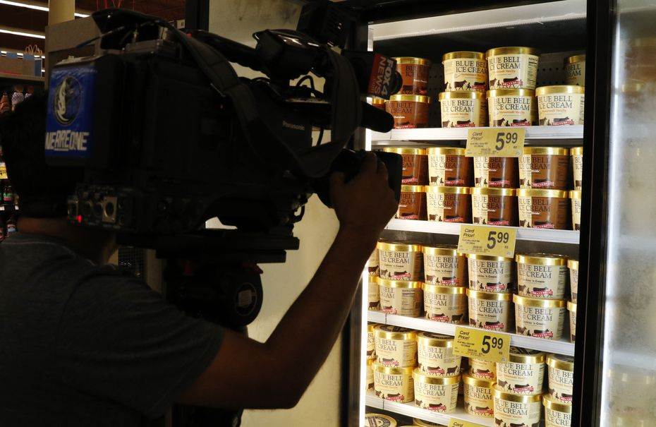 After a listeria outbreak in 2015 and the deaths of three Blue Bell consumers, Texas-based Blue Bell Creameries has been the subject of national news stories.