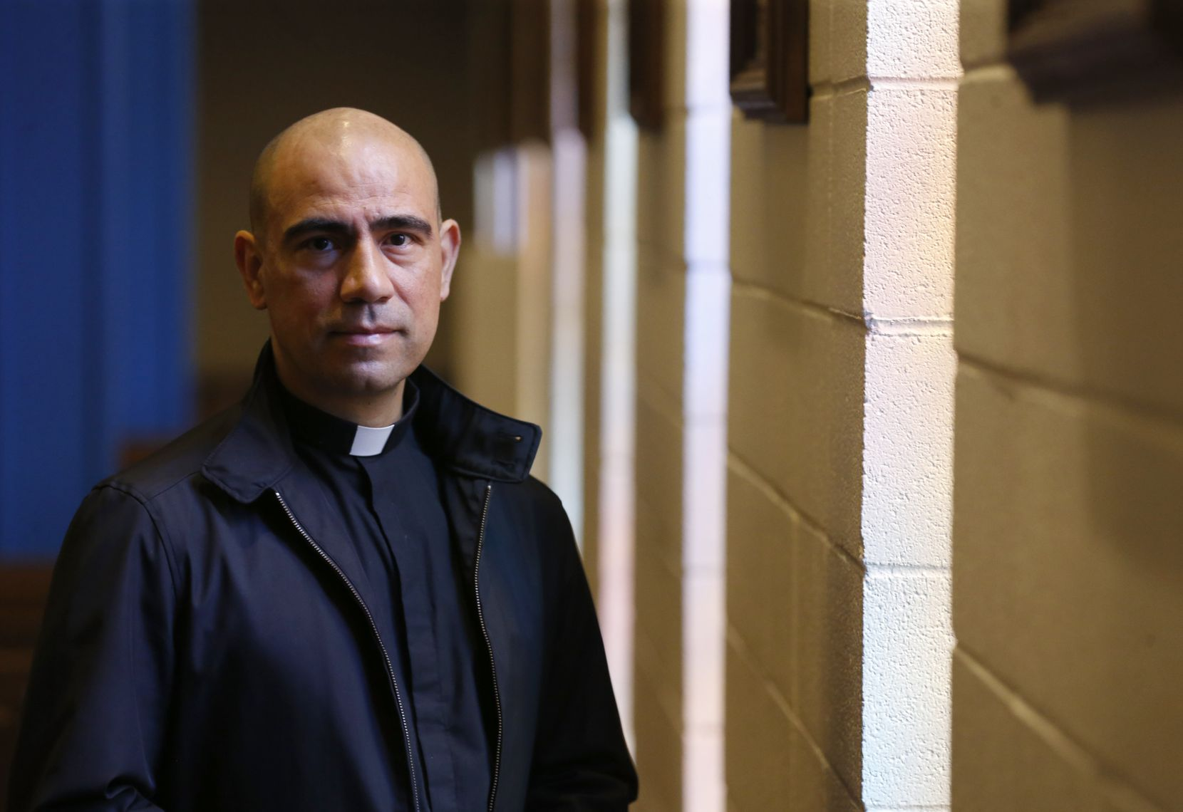 Jesús Belmontes was pastor of the San Juan Diego parish in northwest Dallas for 12 years. While there, he led a crusade to help the area's most vulnerable immigrants.