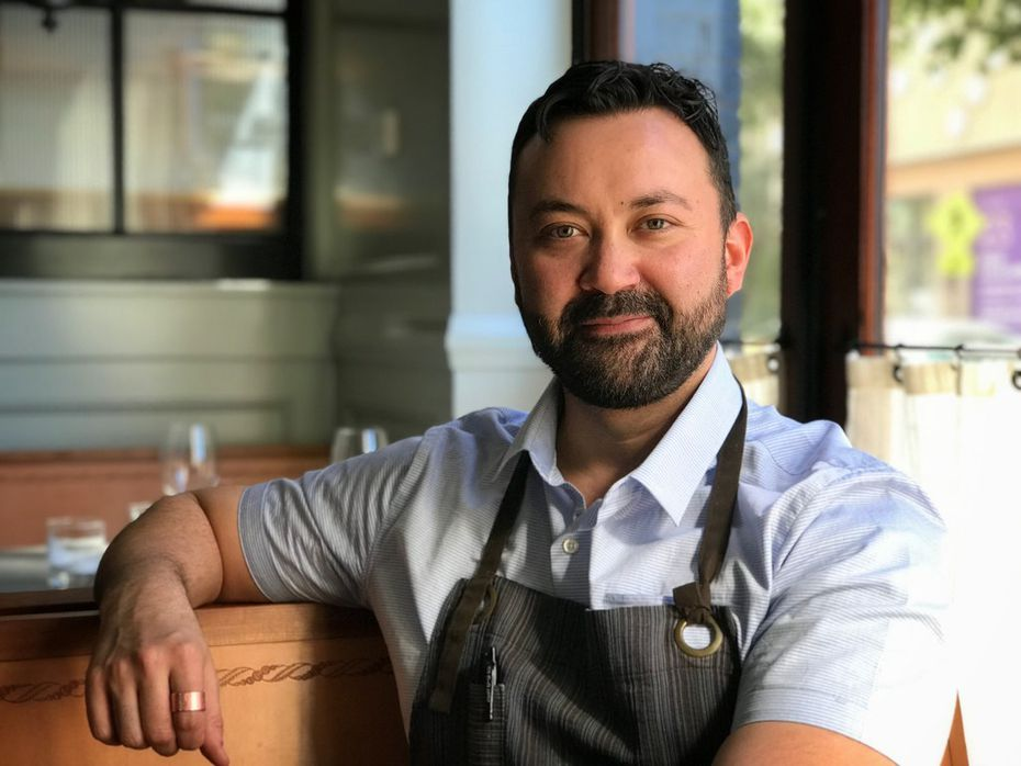 Keith Cedotal, pastry chef at Billy Can Can