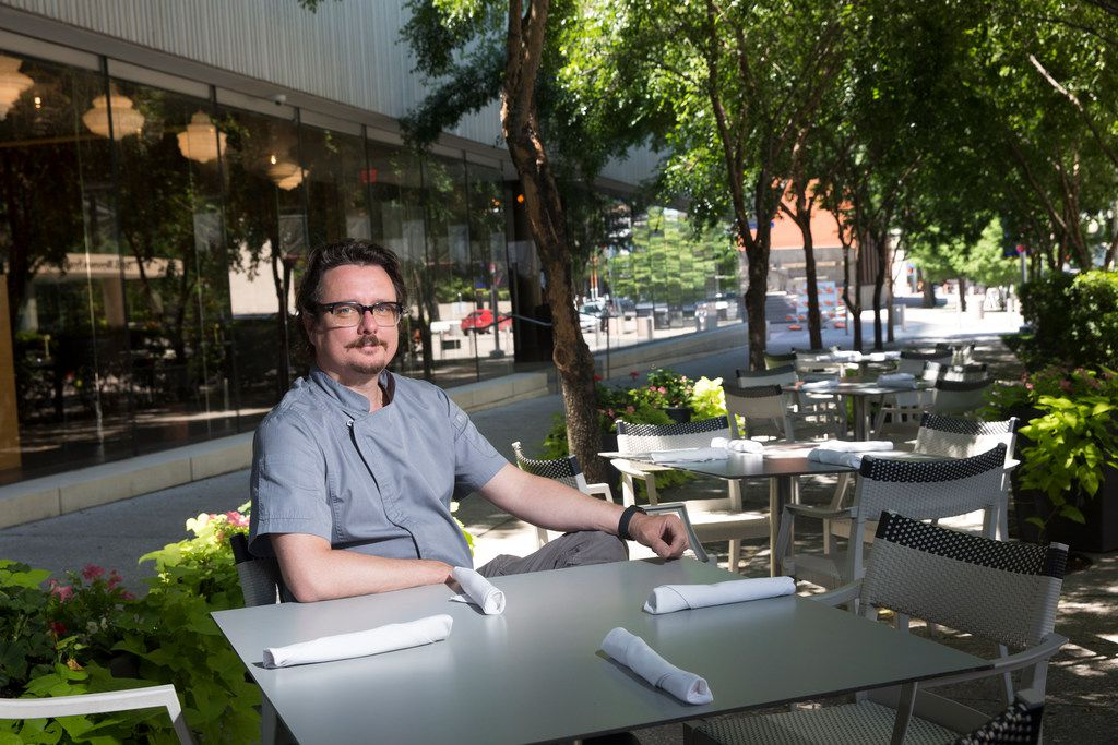 Tim Byres, once the managing director for Stephan Pyles Flora Street Cafe, is no longer working at the Dallas restaurant.