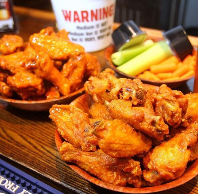 Duff's Famous Wings is a staple in the Buffalo area, and Ron Peddicord is trying to spread its fame across Texas.