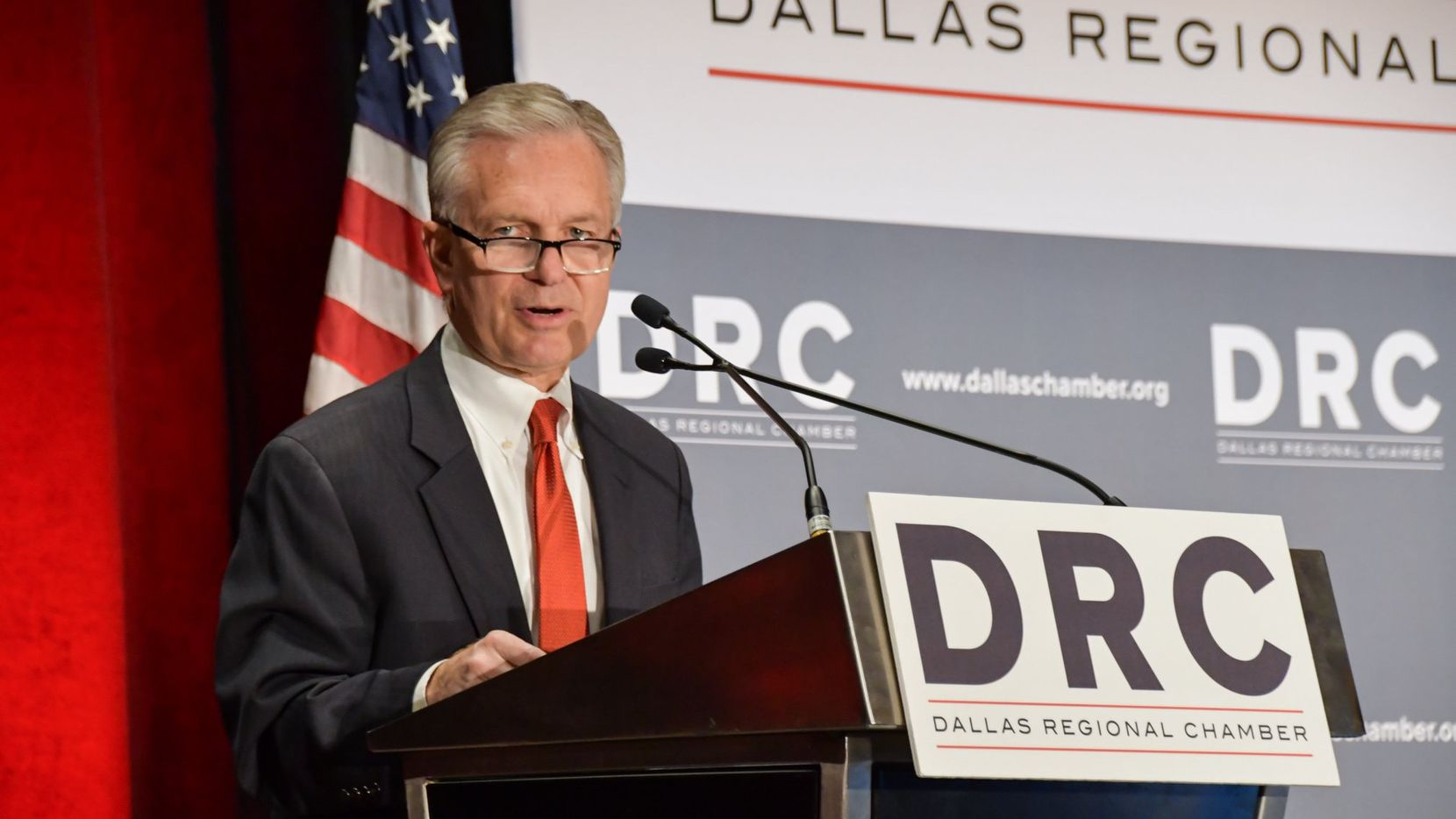 Dale Petroskey, president and CEO of the Dallas Regional Chamber, believes we are equipped to handle challenges as the area grows.