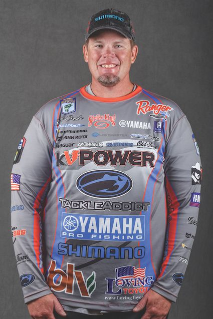 Keith Combs of Huntington is in 51st place  in the Angler of the Year race entering the Toyota Bassmaster Texas Fest at Lake Fork.