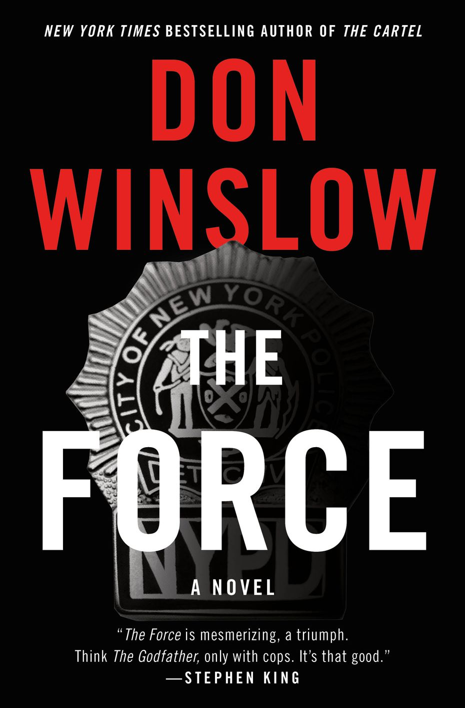 Don Winslow's  The Force