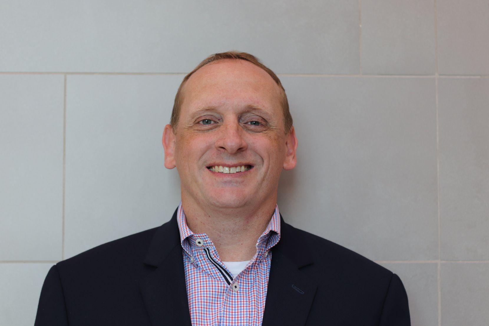 Reedy High School principal Jon-Eric Ziaer