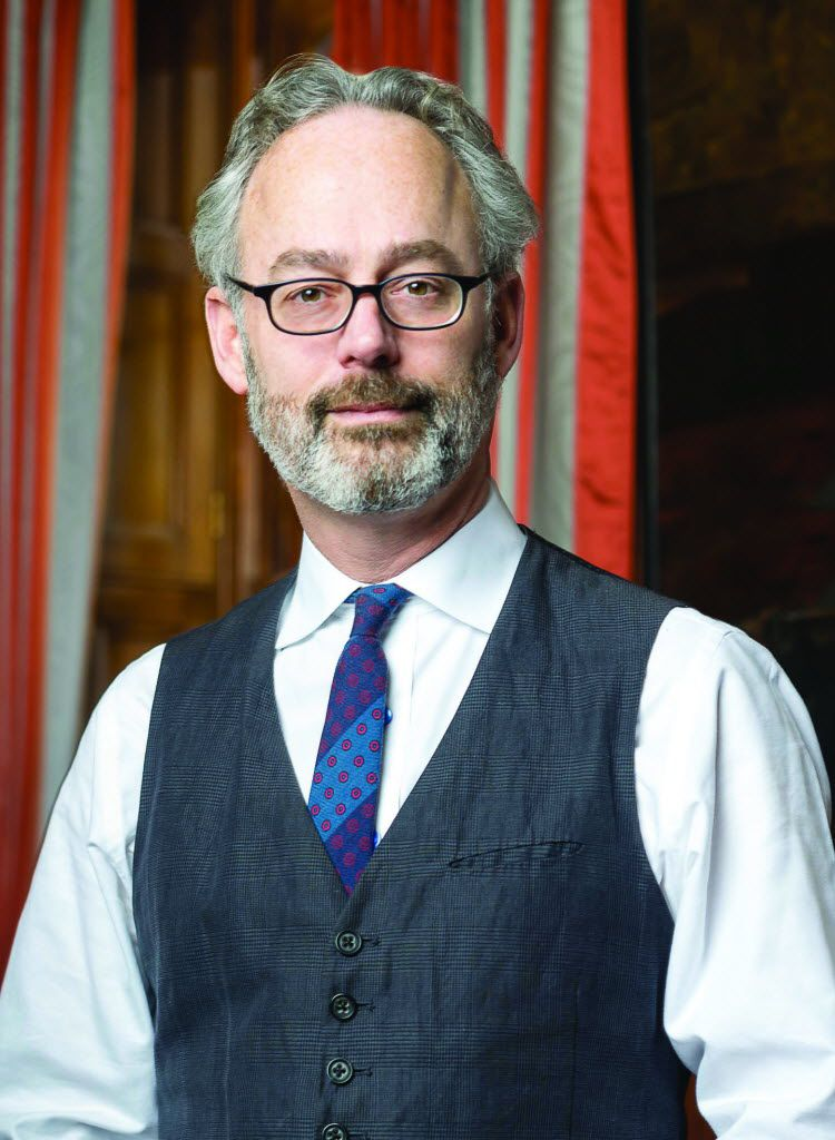 Amor Towles, author of A Gentleman in Moscow