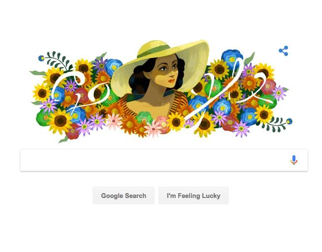 Google celebra legado de Dolores del Río.