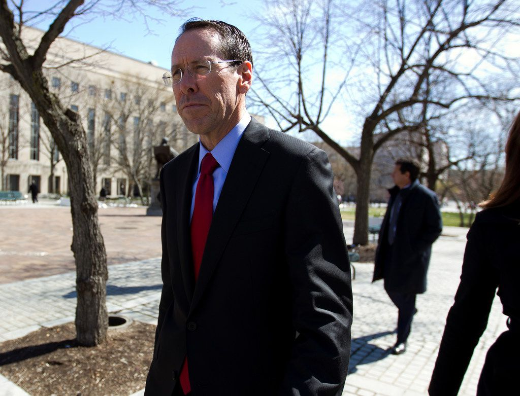 The ruling is vindication for AT&T chief executive Randall Stephenson, who's led the company for more than a decade. The 58-year-old can now celebrate a third major victory in the Trump era, following on the repeal of the Federal Communications Commission's net neutrality rules and the passage in Congress of a massive tax overhaul that's expected to save the company billions of dollars.