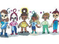 Sharon Sara de cuarto grado ganó el concurso del Google Doodle a nivel nacional