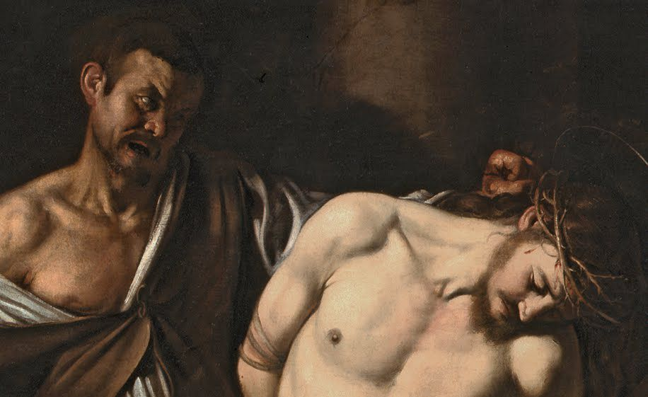 "Caravaggio's ""The Flagellation of Christ"" is among many works from Old Masters on display at the Kimbell Art Museum."