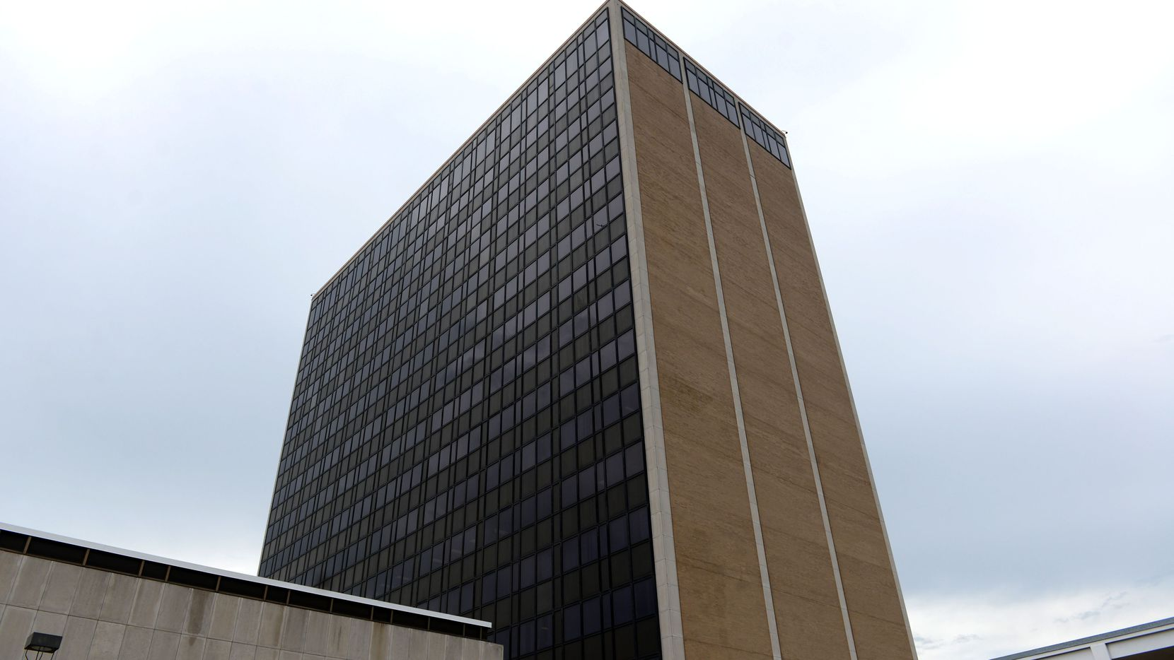 Oak Cliff Tower opened in 1964 at Zang and 12th.