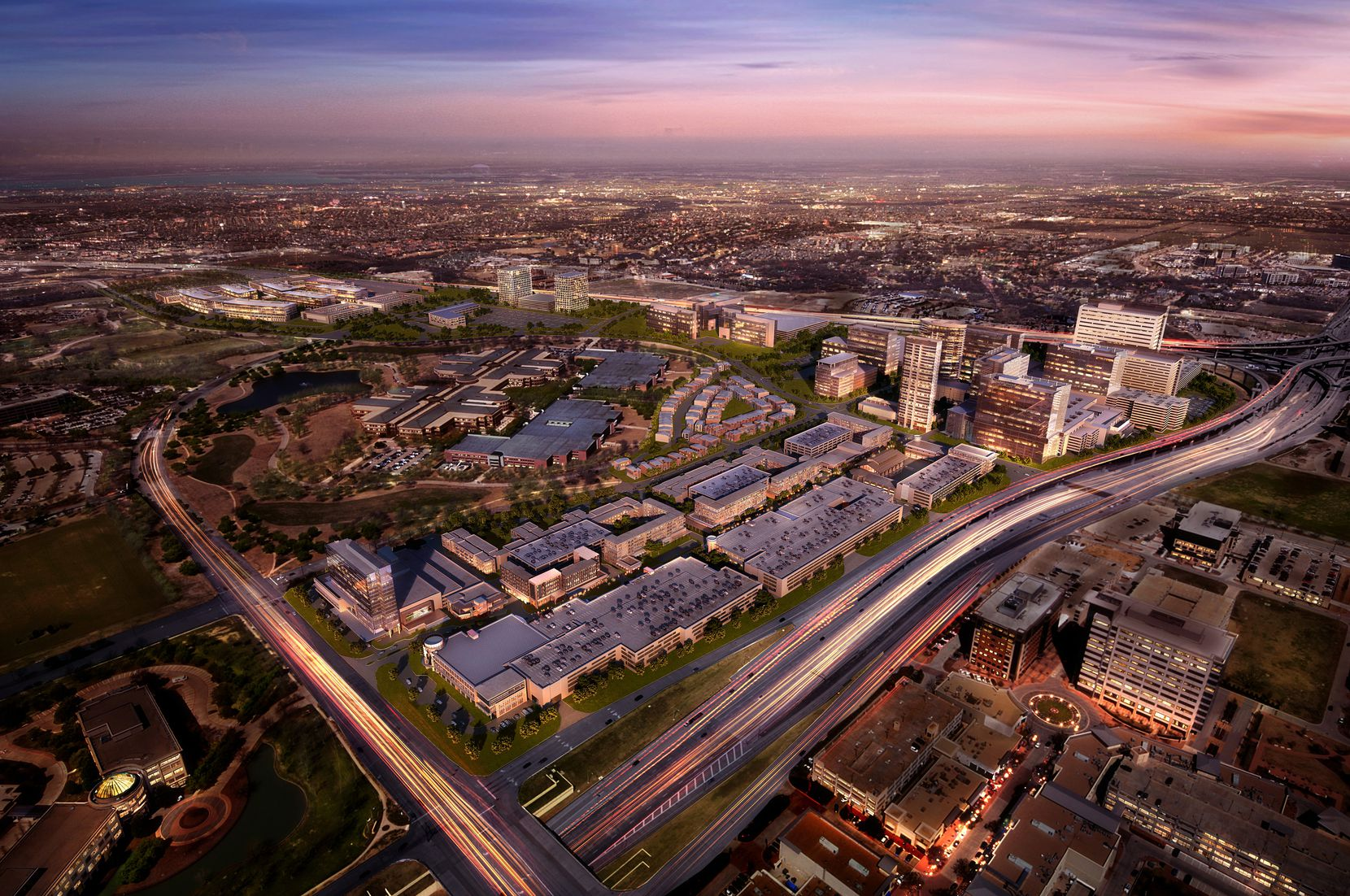 Ryan LLC will join Toyota, Liberty Mutual Insurance, JPMorgan Chase and FedEx with offices in the mixed-use Legacy West project.