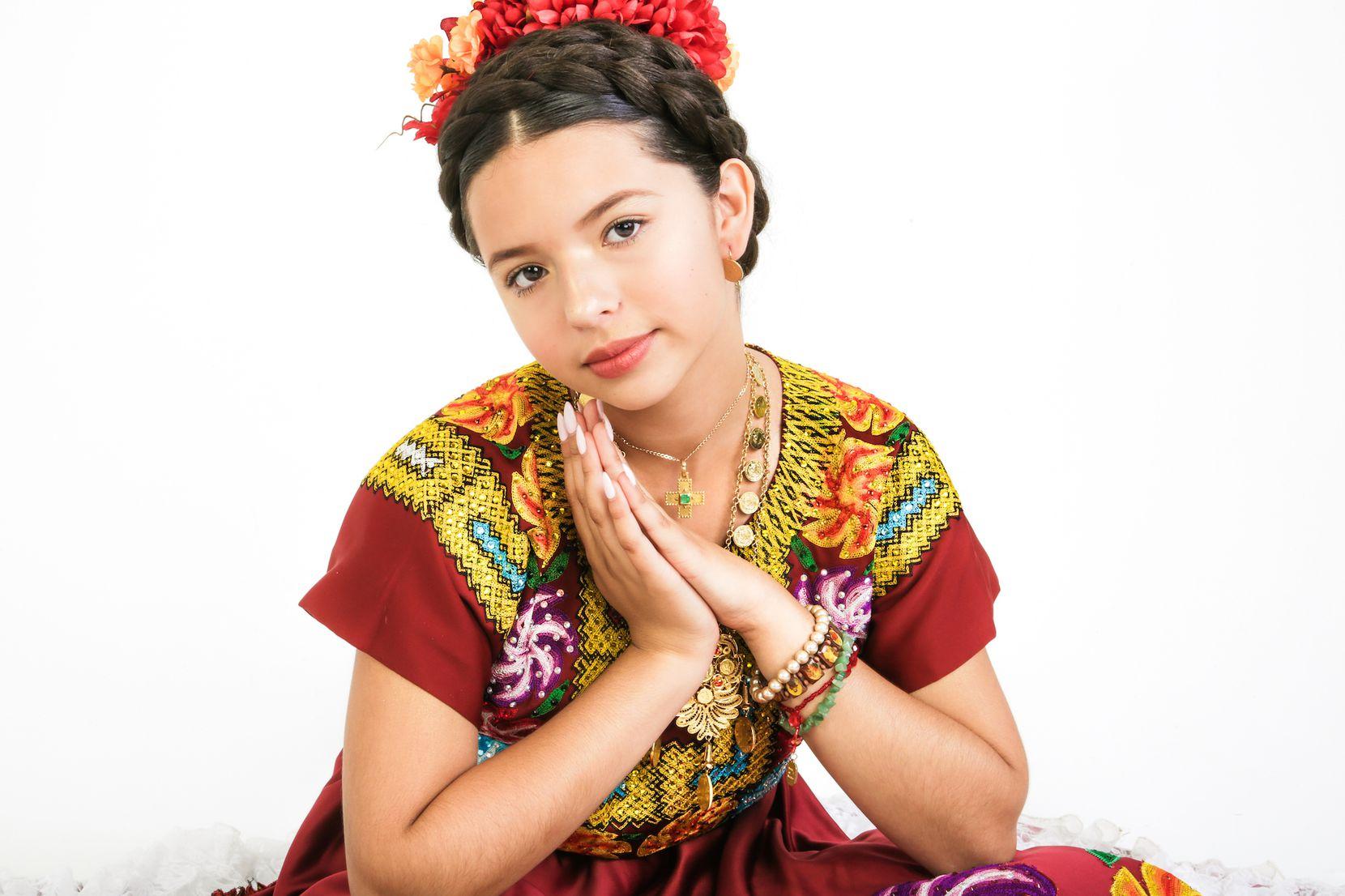 Ángela Aguilar. Cortesía.