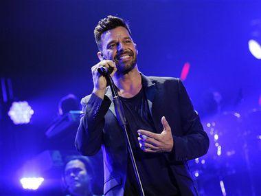 . Ricky Martin (Chris Pizzello/Invision/AP/Chris Pizzello)