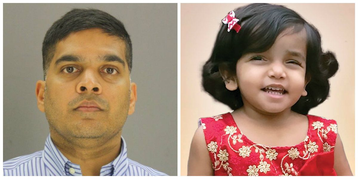 Wesley Mathews, 39, faces an automatic life sentence without parole if convicted in the 2017 death of 3-year-old Sherin Mathews.