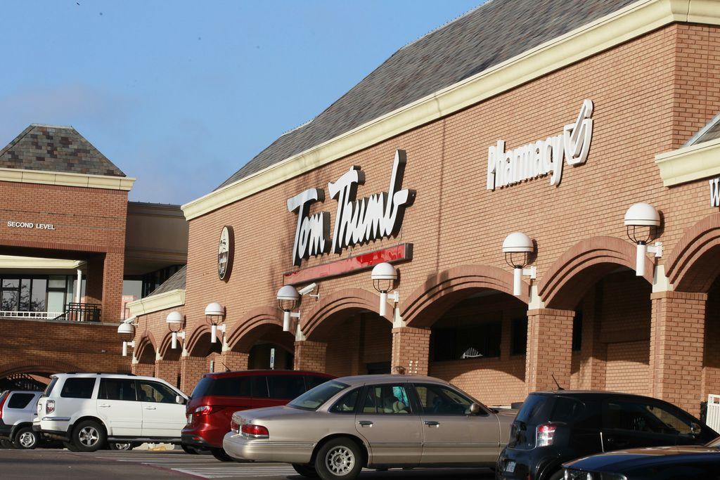 Cerrarán dos tiendas Tom Thumb deficitarias en Irving. DMN