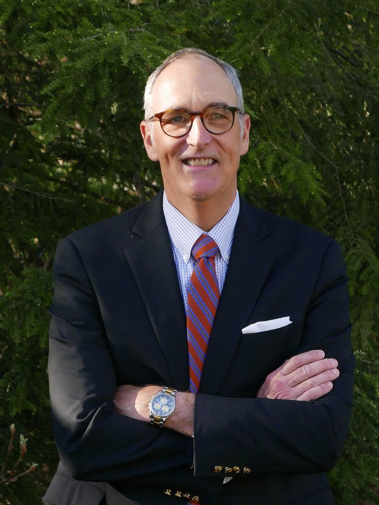 Matt Myers, recently named dean of SMU's Edwin L. Cox School of Business