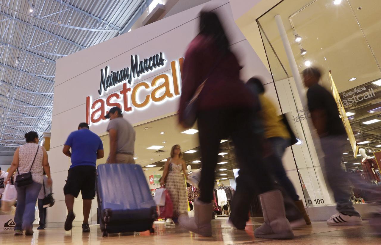 Una tienda de Neiman Marcus en Miami.(AP)