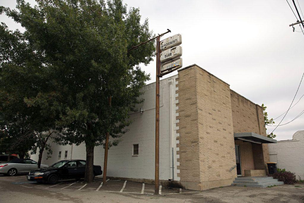 HMK Ltd.'s West Dallas offices