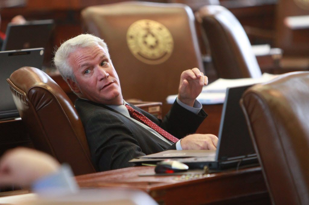 "Rep. Lyle Larson, R-San Antonio, says he's ""agnostic"" on whether Texas stays on Daylight Saving Time or Standard Time. He just wants voters to choose one or the other and end a decades-long practice of changing clocks twice a year. (2013 File Photo by Charlie L. Harper III/Special Contributor)"