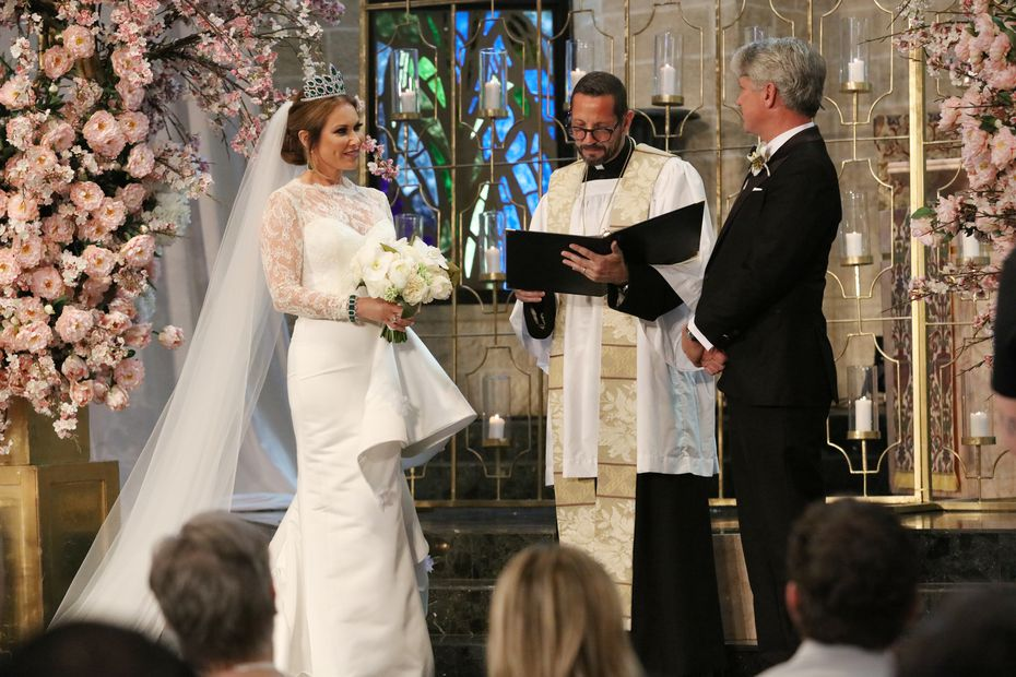 Many of the major plot points of 'Real Housewives of Dallas' seem to involve LeeAnne Locken. Beyond Locken's conflict with Kary Brittingham, Locken also married Rich Emberlin in Season 4. It was Locken's first wedding.