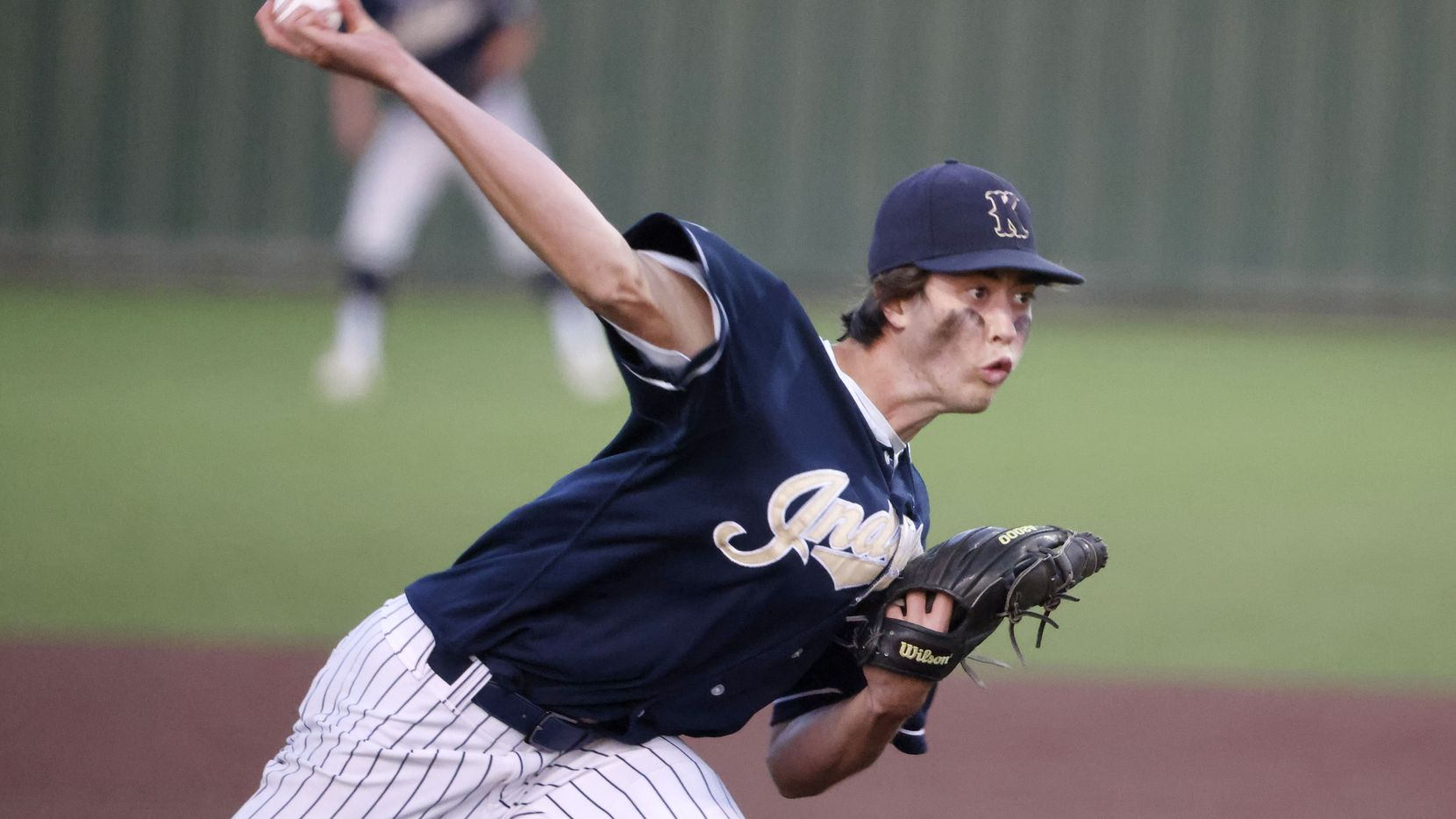 Pitcher Eric Hammond, a USC signee, and the Keller baseball team enter the playoffs ranked No. 2 in the state in Class 6A. The District 4-6A champion will open the playoffs against Weatherford.