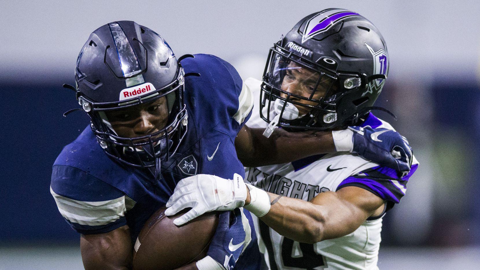 Statewide Week 7 Texas High School Football Scores